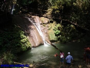 На водопадах реки Шахе