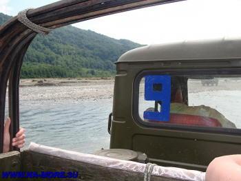На борту ГАЗ-66