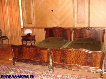 На даче Сталина