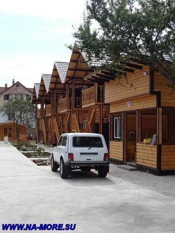 Гостевые домики рядом с курортным городком