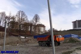 На олимпийских объектах Красной Поляны последние приготовления