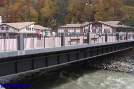Романов мост через р.Мзымта