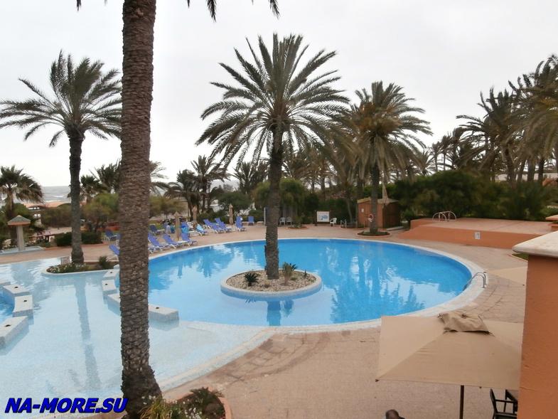 Тунис. Отель El Ksar 4*