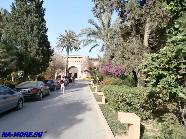 Тунис. На территории отеля El Ksar 4*