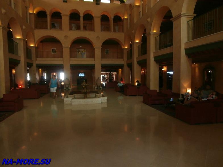Тунис.  Отель El Ksar 4*.