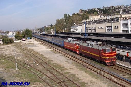 Вокзал Севастополя