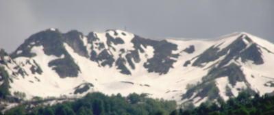 Кавказ, Красная Поляна.