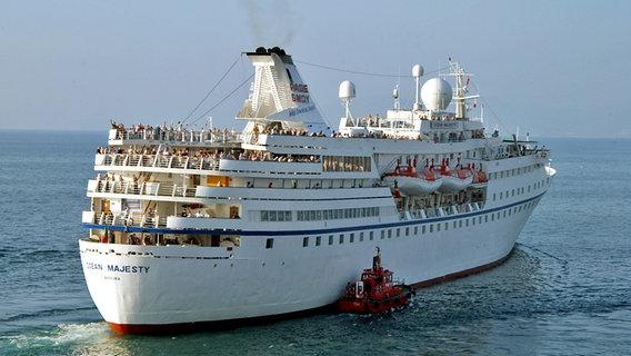 лайнер Ocean Majesty