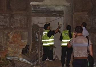 Взрыв здания СБУ в Одессе