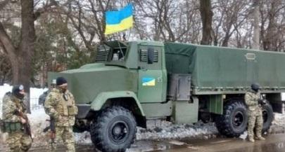 Войска в Одессе