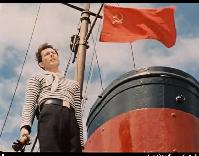 Кадр из фильма Матрос с Кометы